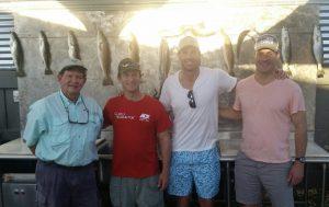 Destin Bay Fishing