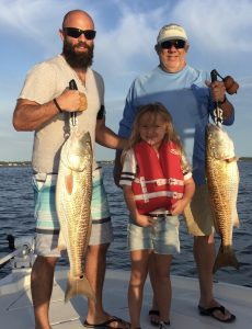 Destin Bay Fishing