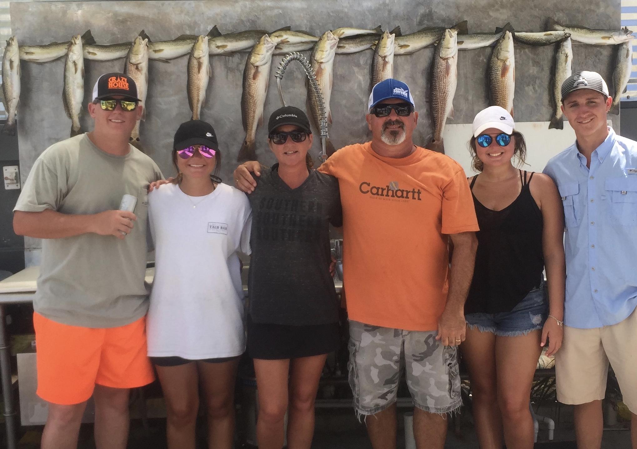 Destin inshore fishing report 8 13 17 last cast charters for Inshore fishing destin fl