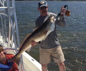 Big Destin Redfish