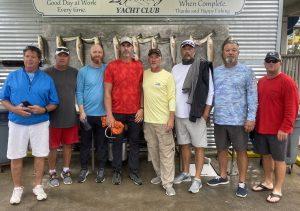 Good day of fishing in Destin